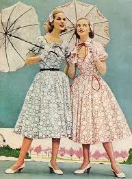 < La mode vintage : femmes